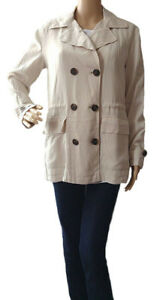 Armani Size Unlined Exchange Blazer M Women's FZarFq