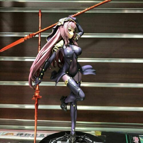 Anime Fate//Grand Order Lancer Scathach 1//7 Scale Statue PVC Figure Figurine Toy