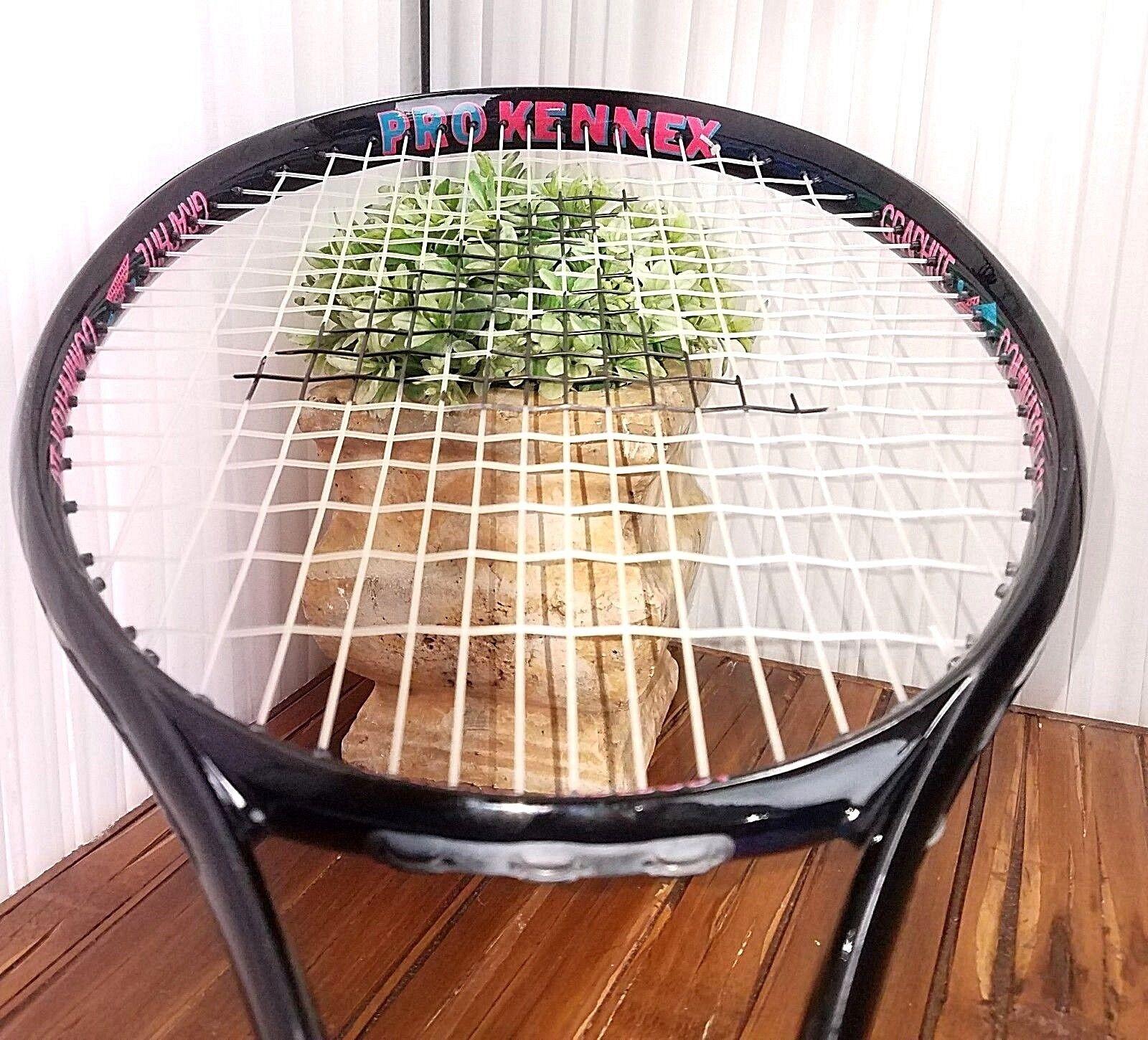 Pro Kennex tenis raqueta de gran tamaño Widebody 4 1 2