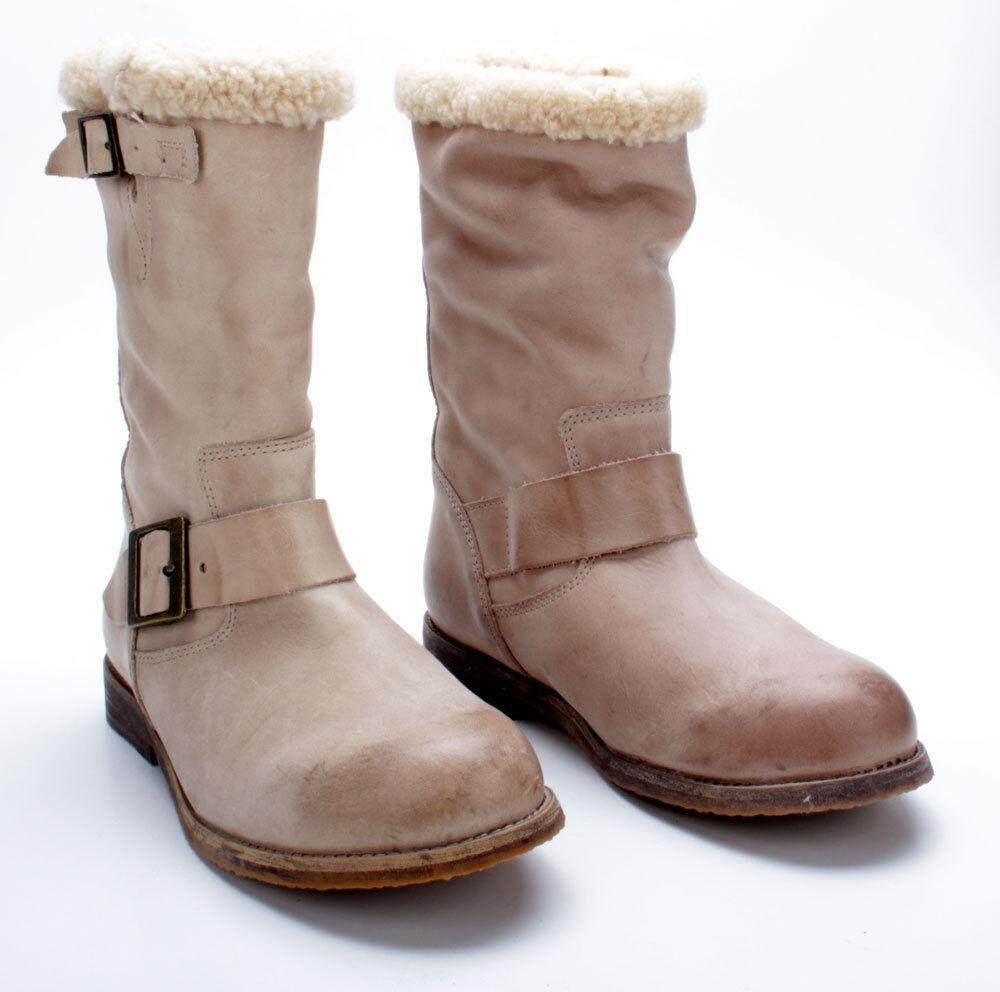 Buffalo Buffalo Buffalo Stiefel 13980F Washed Leather Roca 01 Gr. 36 d8f6f2