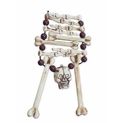 Halloween #Cavemen Or Cavewomen Bone Teeth Jewellery Fancy Dress