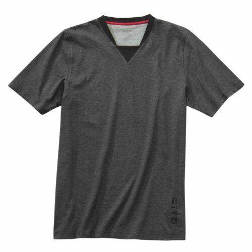 Night /& Home Herren Schlafanzug T Shirt Kurzarm Baumwolle von ESGE CITO