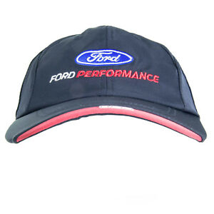 9d29eea43 Details about OEM NEW Ford Performance Black Red Hat Baseball Cap Mustang  Focus RS F150