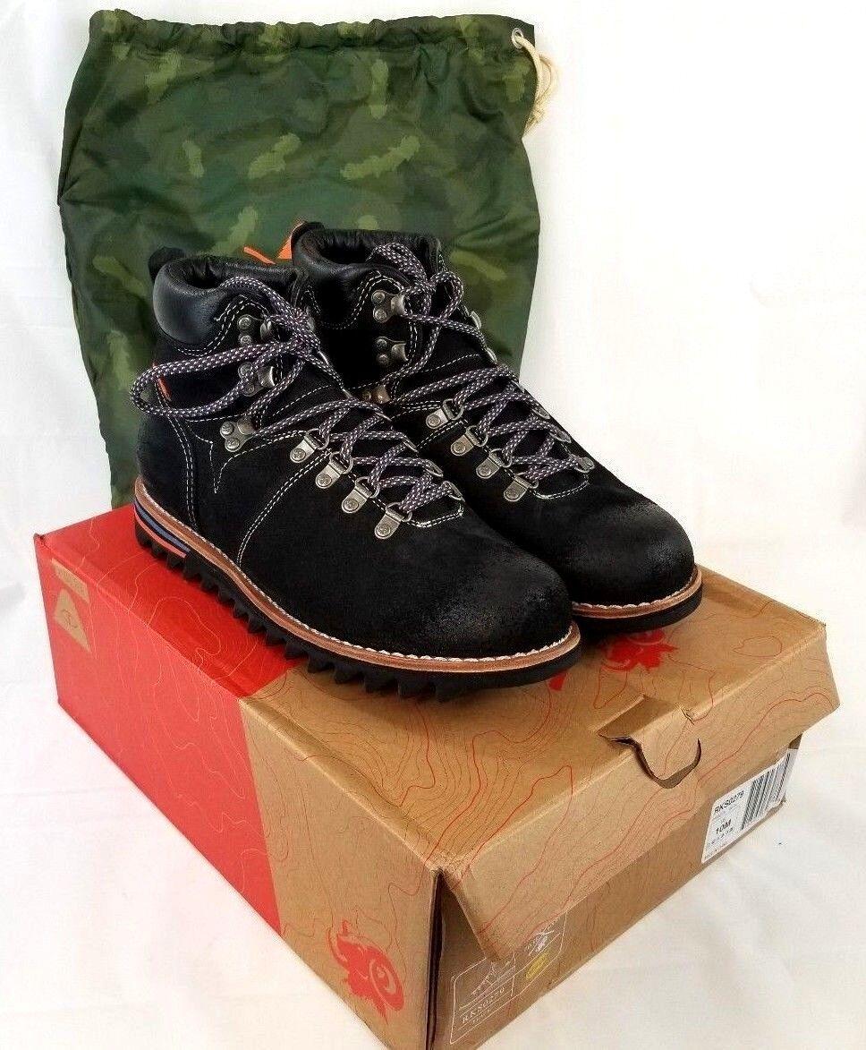 Rocky Para hombre botas para excursionista 5  Original Poler X Negro nos 10 cm 28 Z456