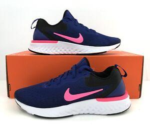 Nike Women s Odyssey React Navy White Pink AO9820-403 Size 8  d81a9f427b