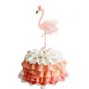 high-glitter-feather-flamingo-cake-topper-tropical-hawaiian-party-decoration-RS