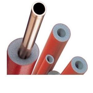 BLAU Rohrisolierung Thermacompact IS 9 13 20 25mm Kupferrohr Ø 15-42mm PE
