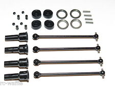 TLR04003 TEAM LOSI RACING 8IGHT 4.0 BUGGY DRIVE SHAFT CVDS AXLES WITH BOOTS