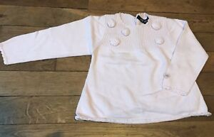 Pull-LILI-GAUFRETTE-18-mois-rose-dragee-sous-pull-val-50
