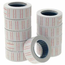 10 Piece Sticker Price Marking Label Roll Self Adhesive