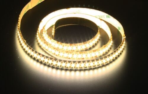 LED STRIP ADHESIVE SMD3014 IP20 COIL 5 METRES 1020 LED 3000K 4500K 6000K V-TAC