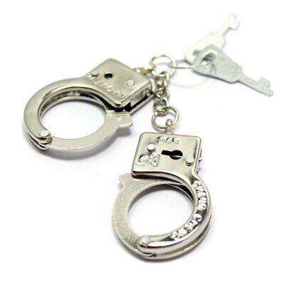 Keys Are 1//4 And 1//3 BJD SD MSD AOD Od Dollfie PF Mini Metal Handcuffs