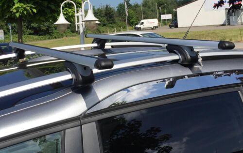 Alu Relingträger VDP XL135 für Audi A4 Allroad ab 08 Schloß