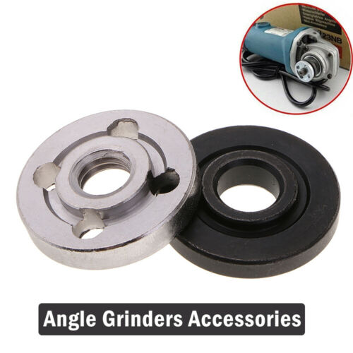 Replacement Angle Grinder Inner /& Outer Flange Nut Set Thread for Makita 9523