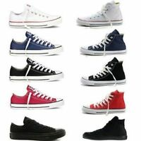 Top Men Women ALL STARs Chuck Taylor Ox Low Top shoes casual Canvas Sneaker