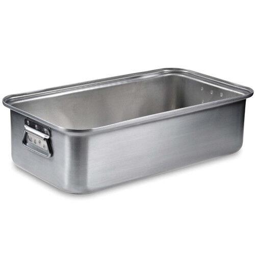 Vollrath Roast & Bake Pan Heavy Ga. Aluminum. 11  x 20  x 5-1 2  High. 17-3 4 Qt