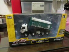 Volvo FM dump truck green toy car 1/50 free shipping
