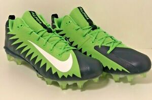 Details about Nike Alpha Menace Pro Low TD Promo Men Football Cleats Green  918187-429 size 17