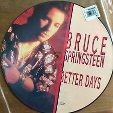 "Bruce Springsteen - Better Days 12"" Picture Disc Vinyl"