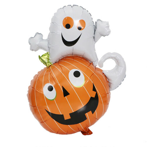 Halloween Foil Balloon Pumpkin Party Home Decor For Kids Xmas Gift Decoration