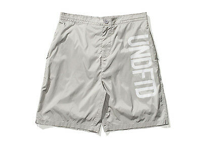 UNDEFEATED FLATLAND SWIM TRUNKS GREY Supreme Diamond Palace | EBay