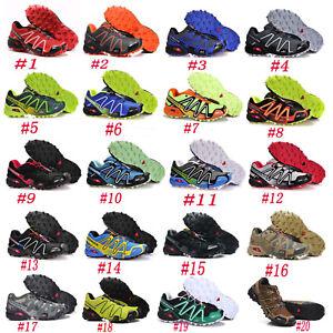 Uomo-Salomon-Speedcross-3-Corrida-Atletico-Scarpe-Corsa-Ciclismo-Sportivo