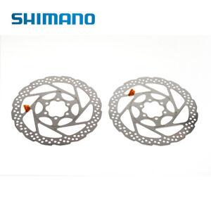 SHIMANO-SM-RT56-Brake-Rotors-Avid-HS1-G3-Disc-Brake-6-Bolt-Rotors-160-180mm-2Pcs