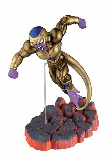 Banpresto Dragon Ball Z 3.1-Inch Golden Frieza Figure, Volume 2