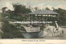colombia, PALMIRA, Cauca, Via del Oriente (1910s) F. Menotti