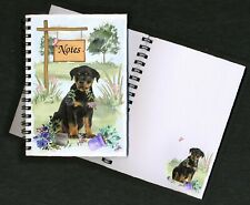 Rottweiler Notebook by Curiosity Crafts