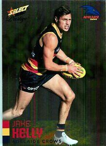 New-2020-ADELAIDE-CROWS-AFL-Card-JAKE-KELLY-Footy-Stars-Prestige