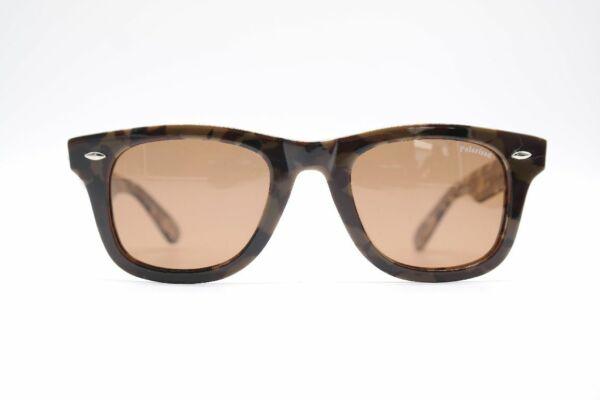 100% Verdadero Braunwarth 15-581401 Polarizado 49 23 Marrón Camuflaje Ovalada Gafas De Sol FijacióN De Precios SegúN La Calidad De Los Productos.