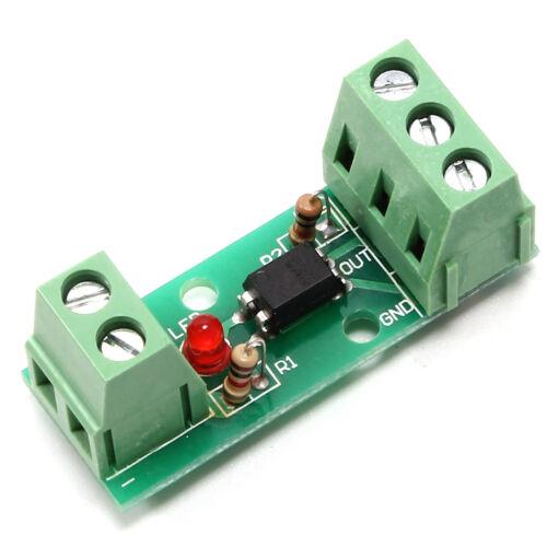 1//4//8 Channel Optocoupler Isolation Module Opto-isolator High//Low Level Board