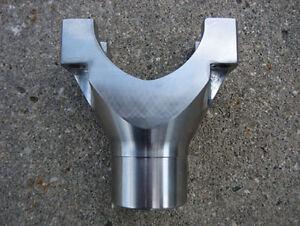 9-034-Ford-1350-Billet-Steel-Pinion-Yoke-9-Inch-Rearend-28-Spline-NEW