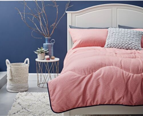 coverless Duvet 10.5Tog Quilt Double Size 2 Pillowcase Marks & Spencer Washable