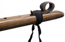 432Hz Earth Tone High Spirits Native American style Flute key of HIGH C Walnut