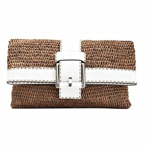 046820044 Michael Kors Collection Bag Janey Lg Clutch New instead of 899 ...