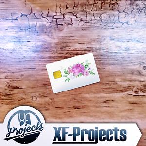 Flowers-amp-Roses-Karten-Skin-Bankkarte-Geldkarte-Design