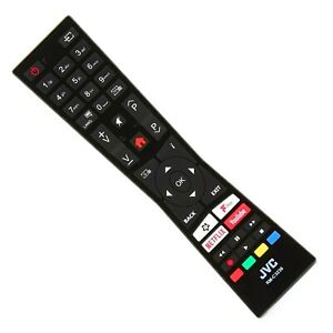 Genuine-JVC-RM-C3236-RMC3236-Smart-4K-LED-TV-Remote-with-Youtube-Netflix-amp-Fplay
