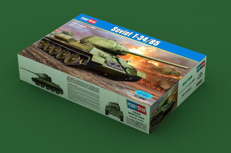 Hobbyboss 1 16 82602 Soviet T-34 85