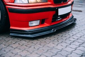 Image Is Loading BMW E36 M3 Rieger GT Look Front Spoiler