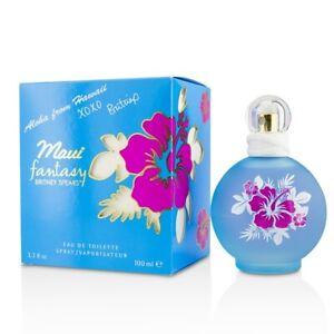 NEW Britney Spears Maui Fantasy EDT Spray 100ml Perfume