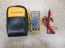 Fluke 117 Digital Handheld Cat Iii 600v Max True Rms Multimeter