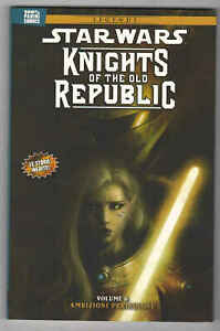 STAR WARS - KNIGHTS OF THE OLD REPUBLIC - Panini Comics (2016)