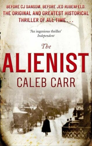 1 of 1 - New The Alienist By Caleb Carr