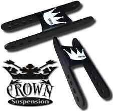 """Crown Suspension 2""""-5"""" Rear Lift Shackles Kit Fits 2004-2015 Chevy Colorado"""