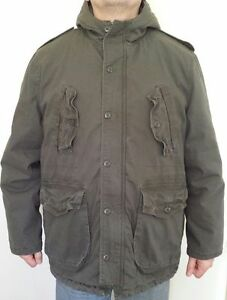 3296df646d66 Image is loading New-Converse-One-Star-Winter-Jacket-Mens-Sz-