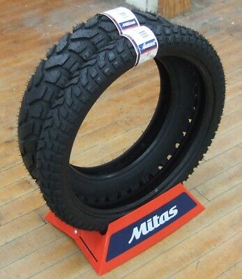 Mitas Dual Sport E-07 DAKAR 90//90-21 54T Front Motorcycle Tire by Mitas