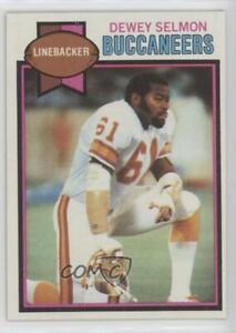 1979 Topps Dewey Selmon #303   eBay