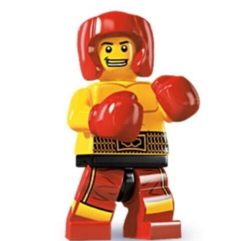 "COLLECTIBLE MINIFIGURE Lego Series 5 /""BOXER/"" as shown NEW Genuine Lego 8805"